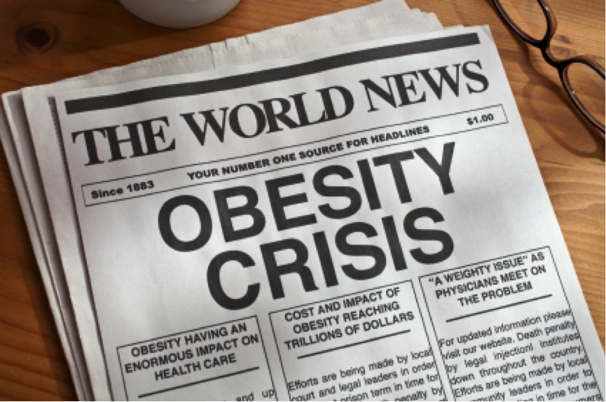Obesity: It's Getting Worse