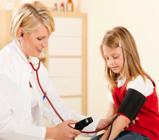 How Are You Dealing With Your Child's High Blood Pressure?